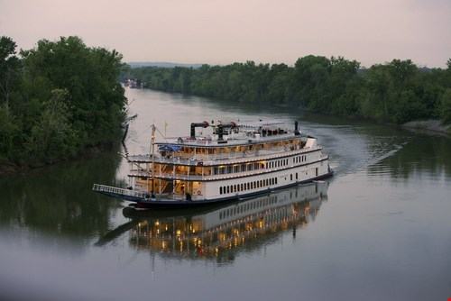General Jackson Showboat Lunch or Dinner Cruise